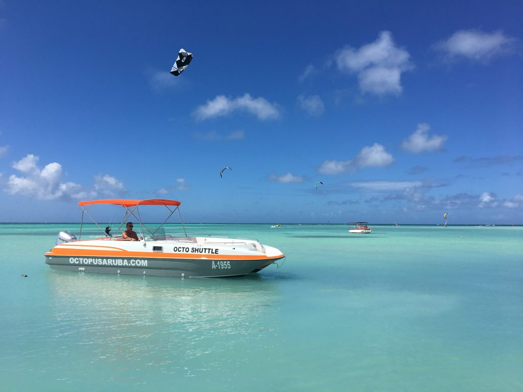 Private Snorkeling Boat Aruba