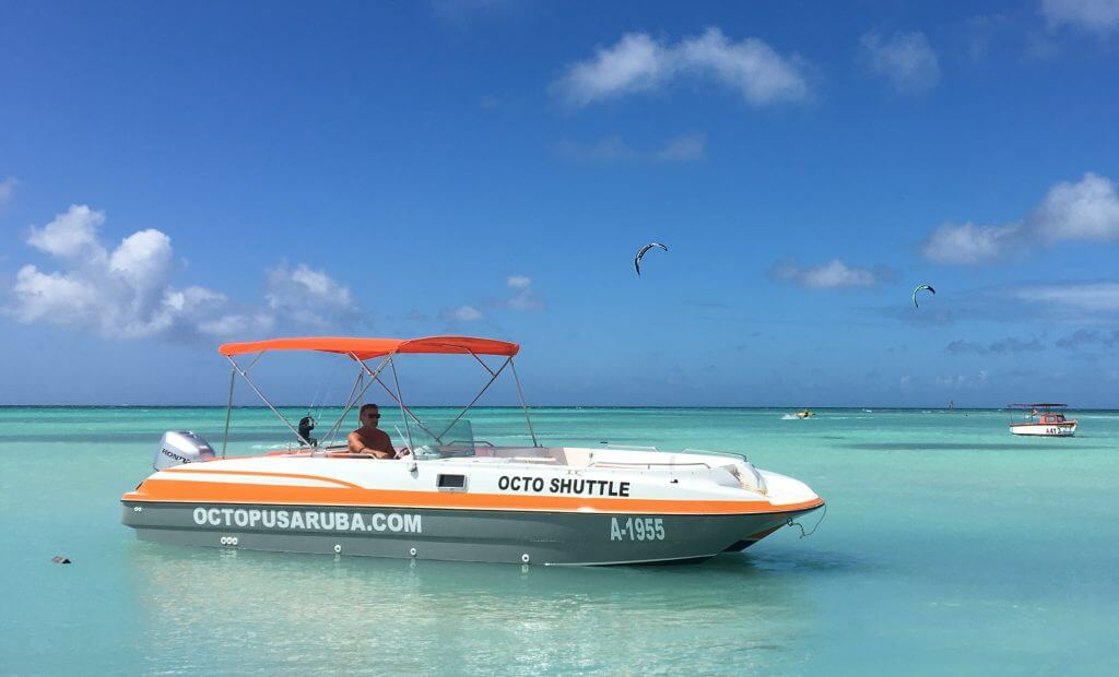 Private Boat Aruba