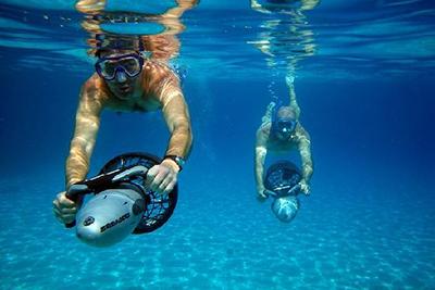 Powersnorkeling Aruba