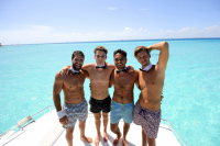 Bachelor party cruise Aruba