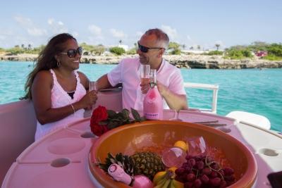 Private romantic cruise Aruba