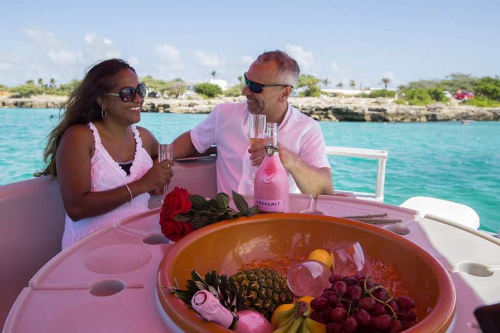 Private romantic cruise Aruba