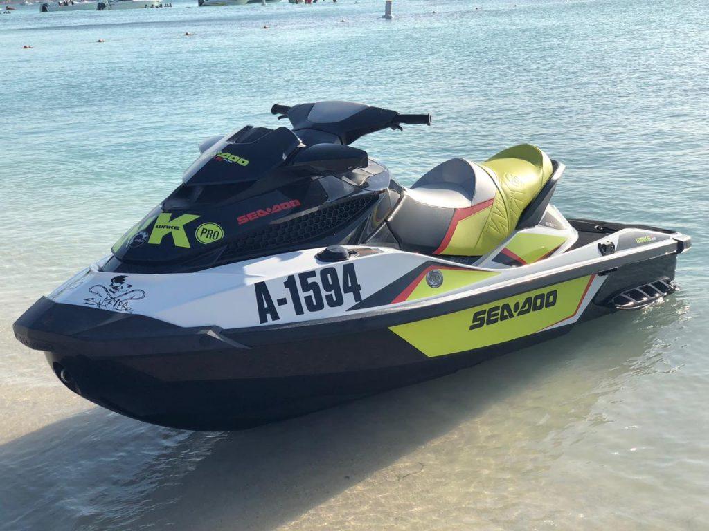 Aruba Jetski Waverunner
