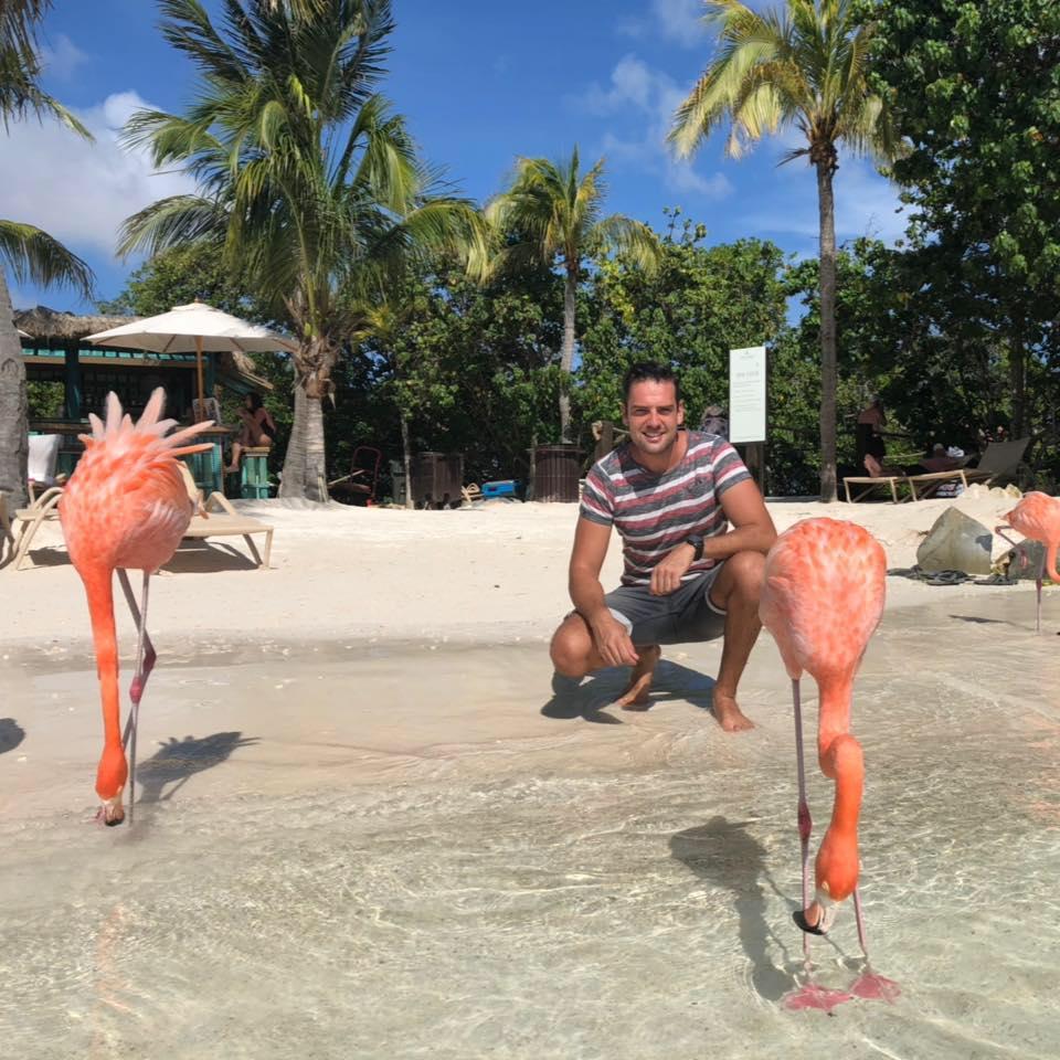 Ricardo Mosch Owner Octopus Aruba