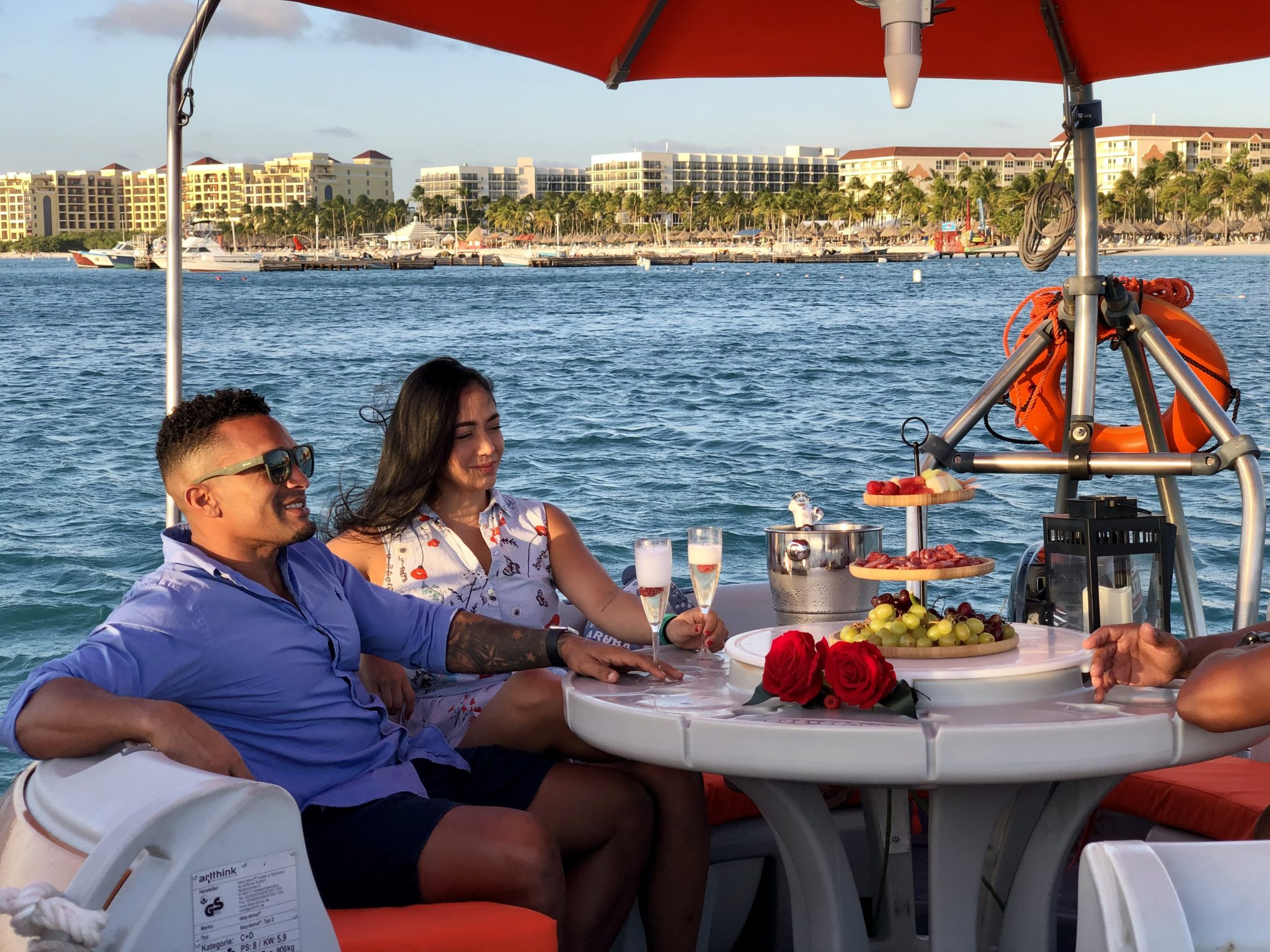 Private Island Aruba Romantic Honeymoon